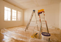Room undergoing Renovation-Click for More Images